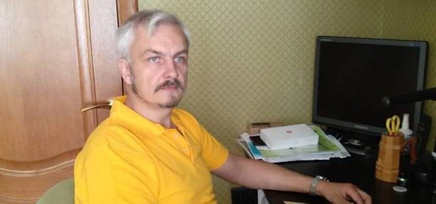 Преподаватель УЦ ПРОФИ Морозов